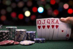 Generator System Supports TrackResults Poker Event